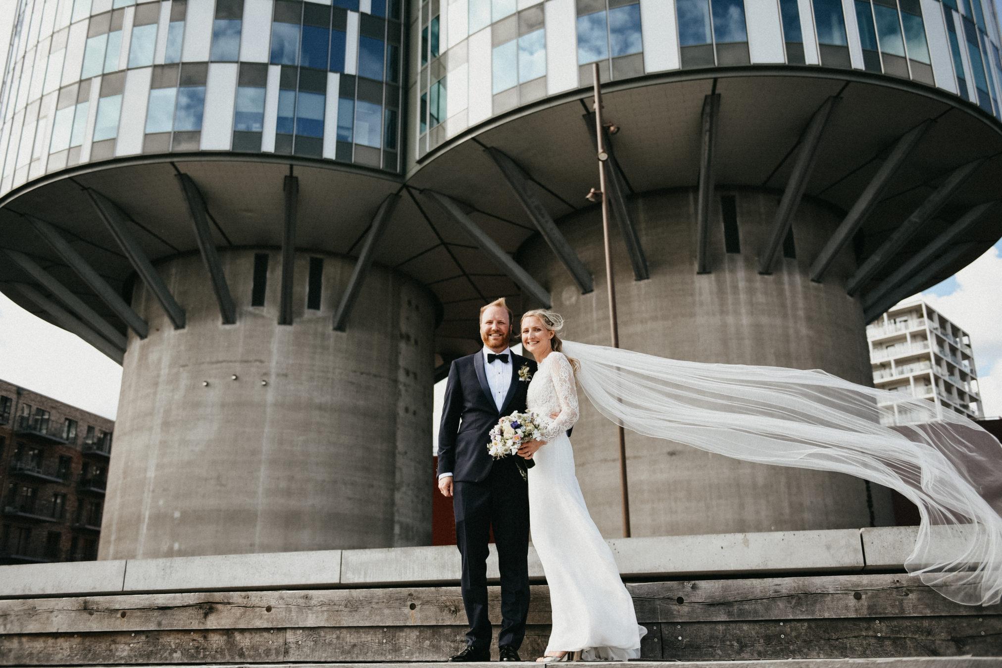 bryllup København bryllupsfotograf Kastelskirken