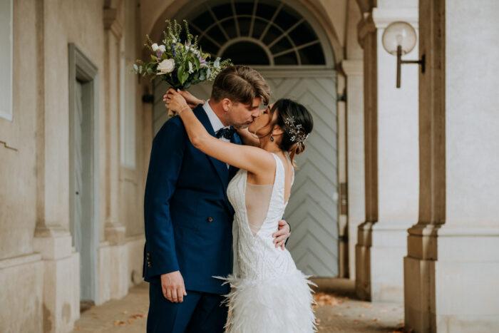 Copenhagen wedding during coronavirus covid-19