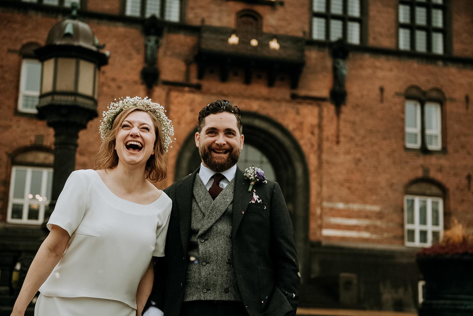 Fotograf til bryllup i København
